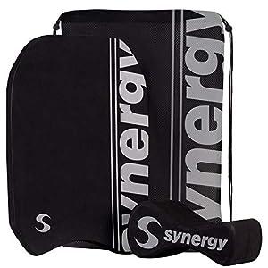 Synergy Pull Buoy, Kickboard and Swim Bag Swim Training Kit