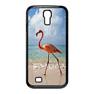 VNCASE Flamingos Phone Case For Samsung Galaxy S4 i9500 [Pattern-1] by supermalls