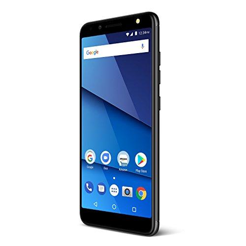 BLU Vivo One -5.5' HD Smartphone -16GB +2GB RAM, 12MP Main Camera -Black