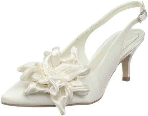 Tr 11 Blanc 04513 Chaussures b1 Menbur femme Collier Wedding ivoire vOYqnxwa7