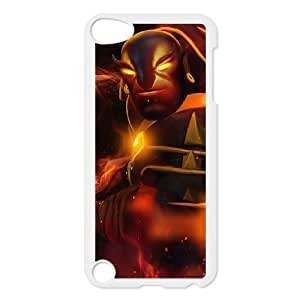 iPod Touch 5 Case White Defense Of The Ancients Dota 2 EMBER SPIRIT 008 LWY3551788KSL