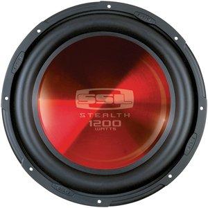 Soundstorm STC122D 12-Inch Stealth Dual Voice Coil Cast Subwoofer