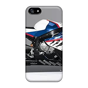 Hot Bmw S 1000 Rr Superbike World Championship First Grade Tpu Phone Cases For Iphone 5/5s Cases Covers