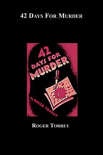 Read Online 42 Days For Murder pdf