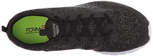 SAUCONY LITEFORM FEEL BLACK M SIZE 13US stVMDcASma