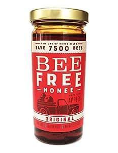 Bee Free Honee Plant Based Vegan Honey - Original 12 Oz
