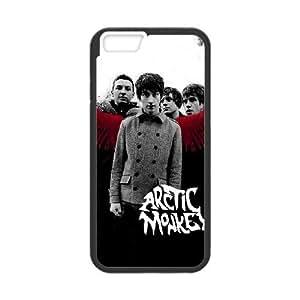 Arctic Monkeys iPhone 6 Plus 5.5 Inch Cell Phone Case Black SUJ8518836