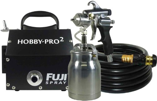 Fuji 2250 Hobby-PRO 2 HVLP Spray System + Bonus Kit + Filters