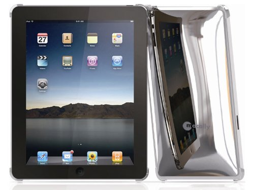 - Macally METROMPAD Chrome Protective Case for iPad