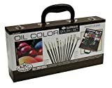 Royal & Langnickel Supreme Oil Color Painting Box Set