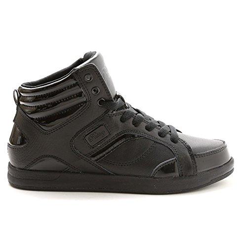 Pastry Women's Sweet Court Sneaker, Black 8.5