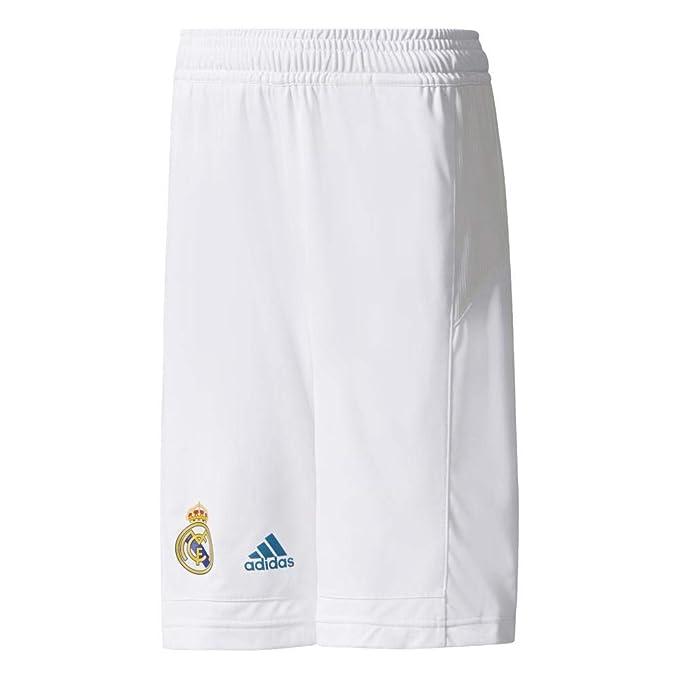 adidas RM Y Pantalón Corto Línea Real Madrid FC, Niños: Amazon.es ...