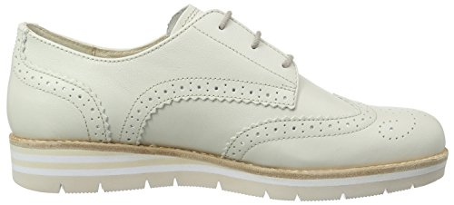 Gabor Derby Femme S Gabor 82 apricot Beige Shoes Comfort Sahne 1wFq56