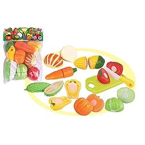 Popsugar Plastic Vegetable Cutting Set...