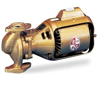 Bell & Gossett Circulating Pump Series 100 Model 100 BNFI 1/12 hp 115 Volts by Bell & Gossett
