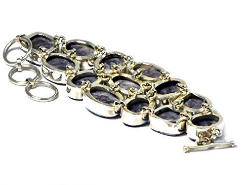 CHAROITE Bracelet en argent Sterling 925 (CHBL2307151)