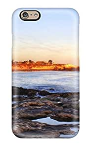 NikRun QDtht3246kbIVB Case Cover Iphone 6 Protective Case Amazing Landscape