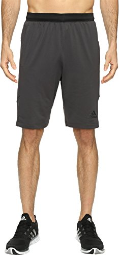adidas Men's Training Speedbreaker Hype Shorts, Utility Black, X-Large