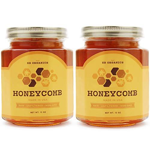SB Organics Premium Honeycomb Jar product image