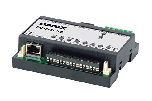 Barix Barionet 50 Programmable I/O Device Server by Barix