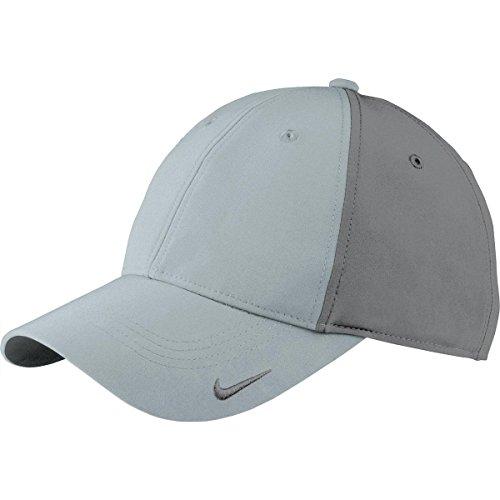 NIKE(ナイキ) ゴルフ Swoosh Legacy 91 Cap クールグレー×ダークグレー 779797-065