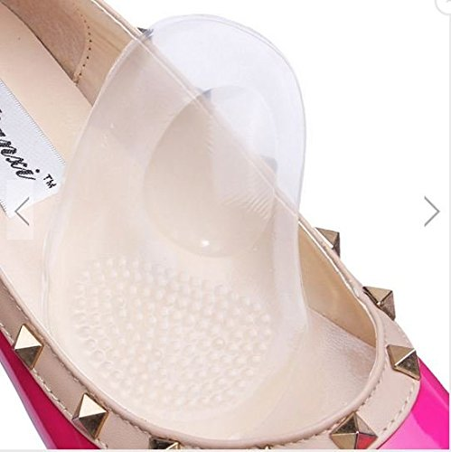 Price comparison product image High Heel Slip Resistant Shoes Pads Silicone Gel Cushion Insoles by GokuStore
