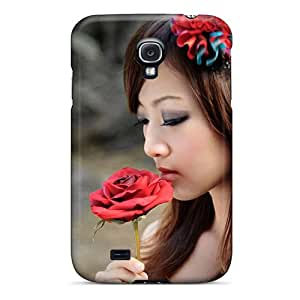 First-class Case Cover For Galaxy S4 Dual Protection Cover Korean Dramas Celebrity