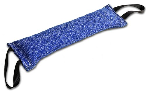 Dean and Tyler Huge Bite Tug, French Linen, Size: 24-Inch by 6-Inch