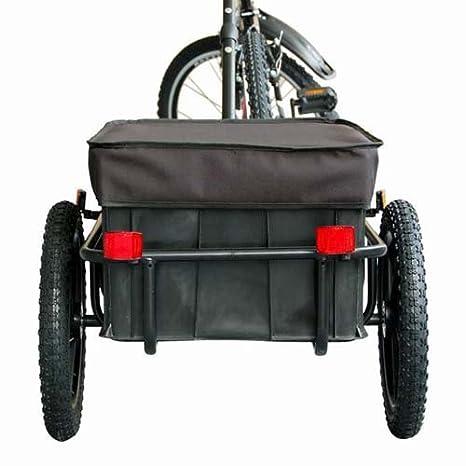 Veelar - Tiggo 20315 Carretilla/Remolque De Carga Para Bicicleta: Amazon.es: Bebé