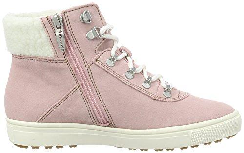 1 1 Tamaris Damen Pink 521 26293 Rose 35 Stiefel Kurzschaft RqREOxw