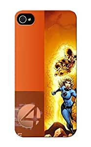 [9405f817632]premium Phone Case For Iphone 5/5s/ Fantastic Four Marvel Ic Tpu Case Cover(best Gift Choice) by runtopwell
