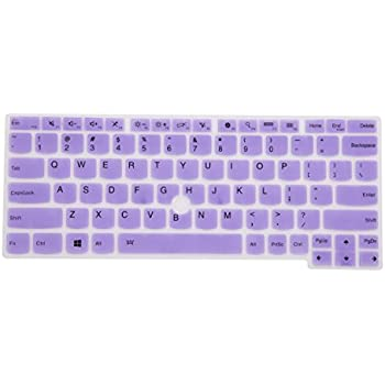 Leze - Ultra Thin Keyboard Skin Cover for ThinkPad X230S,X240,X240S,X250 X260 X270 X280,S1 YOGA,YOGA 260,Yoga 370,X380 Yoga,ThinkPad X1 Tablet Laptop - ...