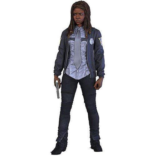 McFarlane Toys The Walking Dead TV Series 9 Constable Michonne Action Figure