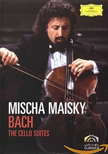 Bach: The Cello Suites [DVD Video]