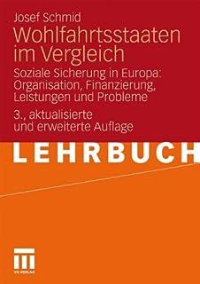 Soziale Dienste in Europa: Ein Vergleich zwischen Großbritannien und Deutschland (German Edition)