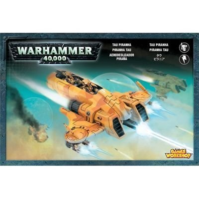 Games Workshop 56-19 Tau Piranha