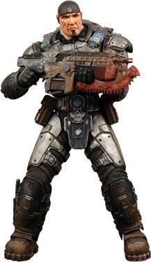 """NECA Gears of War 12"""" Marcus Action Figure"""