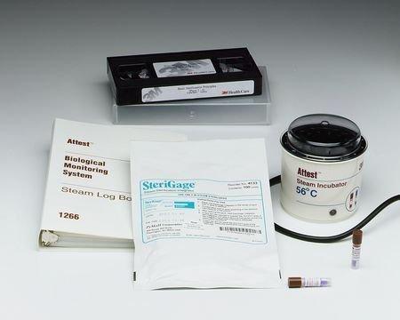 3M 115 Attest Monitor Starter Kit