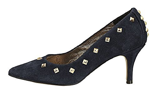 Zapatos de ante de Best Connections azul - marino