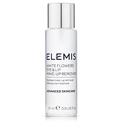 Elemis White Flowers Eye and Lip Make-Up Remover Bi-Phase Eye Make-Up Remover 125 ml 00169