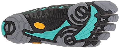Grey Aqua Shoes FiveFingers Black V Women's Black Grey Grey Train Vibram Aqua Fitness UTYZxn