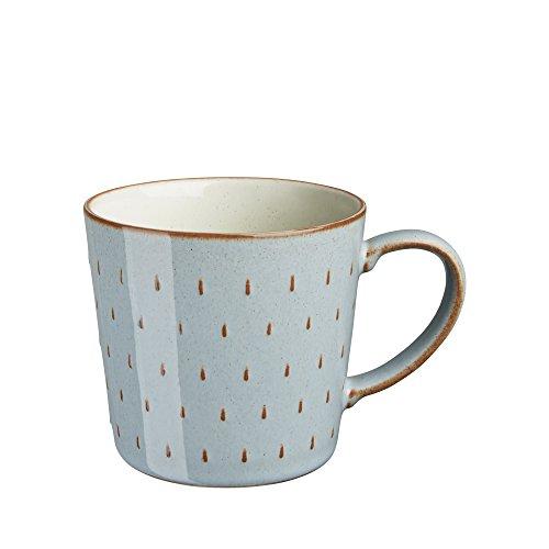 Denby  Portico/Terrace Cascade Mug, Blue (Collection Portico Tables)