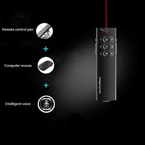 XMDFY 2019 Upgrade Portable Smart Multi-Language Synchronization Translator,Multifunction Wireless Presenter,PPT Controller Presentation Remote Control Pointer USB Mouse Clicker Flip Pen,Two by XMDFY (Image #1)