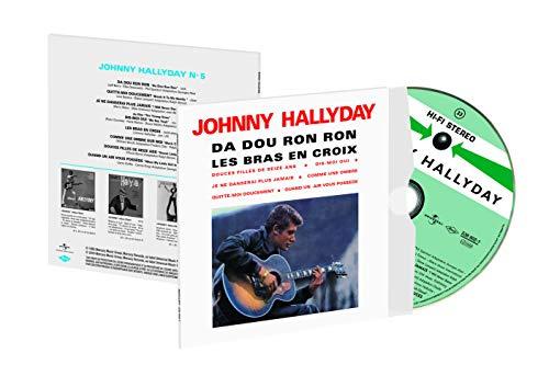 Da Dou Ron Ron : Johnny Hallyday: Amazon.es: Música
