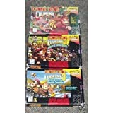 Donkey Kong Country 3-Game Bundle (Donkey Kong Country 1-3) [Super Nintendo]