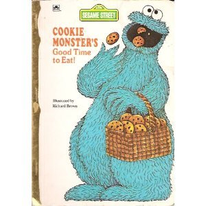 Cookie Monster's Good Time to Eat (Sesame Street)