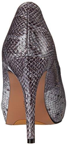 NINE WEST nwCAMYA3 - Zapatos para mujer SERPIENTE NATURAL