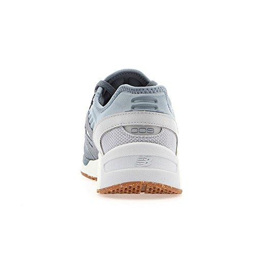 Nb Speckle 009 Gris Sneaker Pelle Scamosciata Suede In 1pqdw4z