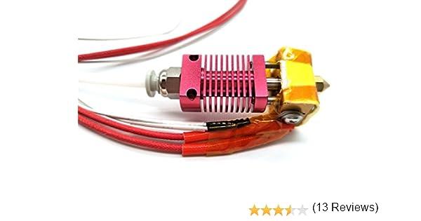 Gwisdom CR10S Hotend, MK10 extruder CR-10 Extremo caliente ...