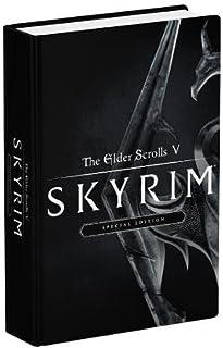 elder scrolls v skyrim revised expanded prima official game rh amazon com Skyrim Title skyrim revised and expanded guide